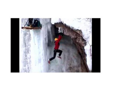 The 10th Annual Ouray Ice Festival : The famous ice climbing festival took